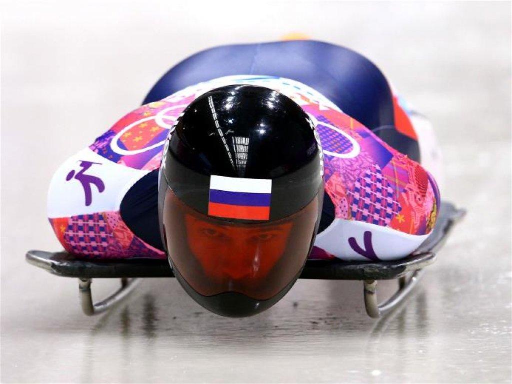 15  Александр Третьяков стал олимпийским чемпионом в скелетоне