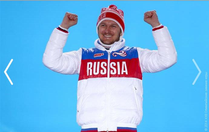 19 Сноубордист Николай  Олюнин - серебряный призер Олимпиады в бордеркроссе
