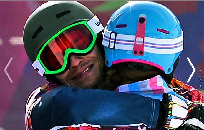 20  Сноубордист Вик Уайлд - олимпийский чемпион в параллельном гигантском  слаломе.