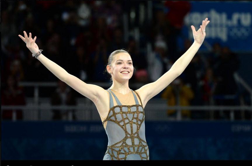 23  Аделина Сотникова - олимпийская чемпионка в женском одиночном  катании..jpg