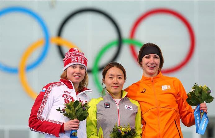 5 Ольга Фаткулина завоевала серебро