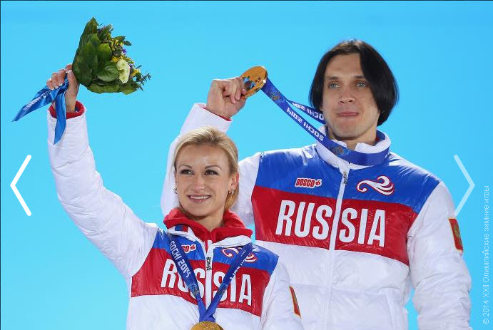 Герои Олимпиады в Сочи 2014