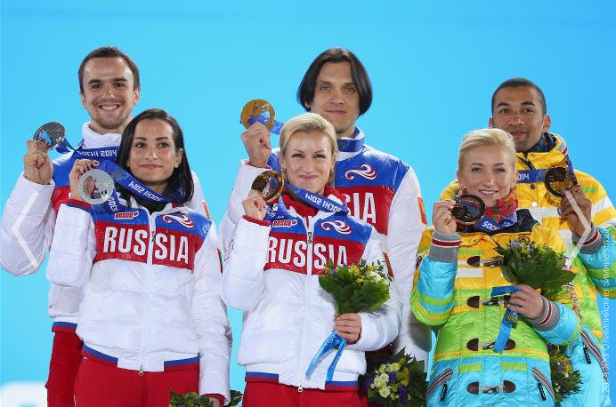 9 Ксения Столбова и Федор Климов к золоту в командном турнире  добавили серебро турнира по фигурному катанию среди пар